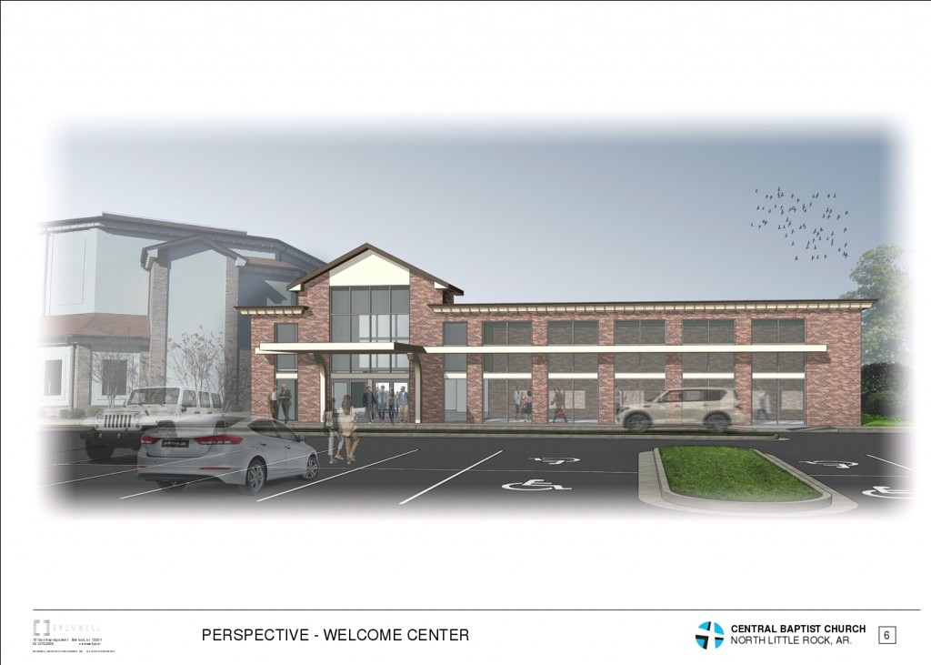 8 - PERSPECTIVE - WELCOME CENTER